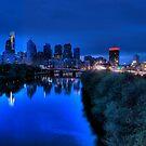 Philadelphia at Sunrise  by StudioEleven