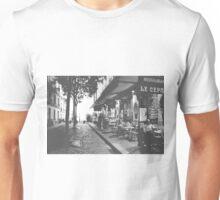 Dinner in Montmartre Unisex T-Shirt