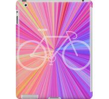 Bike Pink Gradient iPad Case/Skin