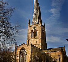 Chesterfield Crooked Spire by ShaunDaysh