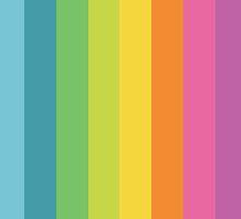 Rainbow by TomMurphyArt