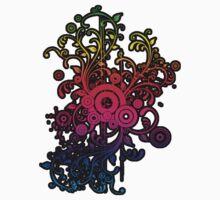 color swirl T by zacco