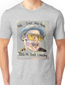 This is Bat Country Unisex T-Shirt