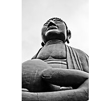 Big Buddha Photographic Print