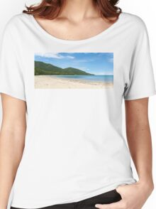 Australia. Cape Tribulation Beach Women's Relaxed Fit T-Shirt