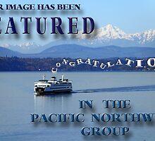 Pacific Northwest Banner challenge by Bob Hortman