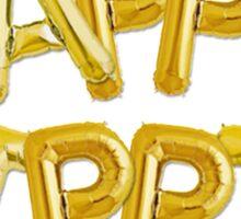Happy Hippie Foundation [Balloons] Sticker