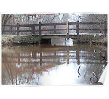 Bridge - Bethpage Park Poster