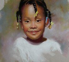 A portrait commission  by james otto
