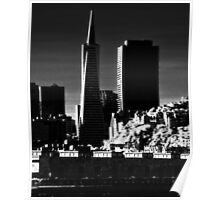 SF, infra-red Poster
