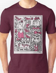 """Helga """"Frida Kahlo"""" Pataki  Unisex T-Shirt"""