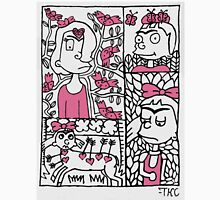 "Helga ""Frida Kahlo"" Pataki  Womens Fitted T-Shirt"
