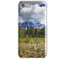 Mount Robson, BC, Canada iPhone Case/Skin