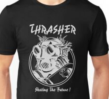 Thrasher // Skate the Future // White Unisex T-Shirt
