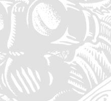 Thrasher // Skate the Future // White Sticker
