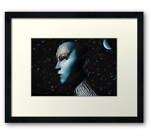 10 Light Years Out Framed Print