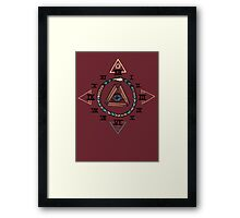 Eye Am. Framed Print