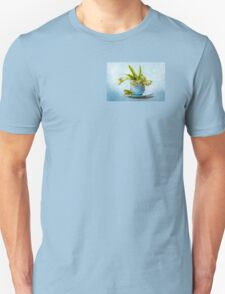 Linden tree flowers in a teacup T-Shirt