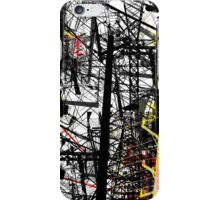 connection 43 iPhone Case/Skin