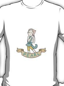 Pearl Ribbon T-Shirt