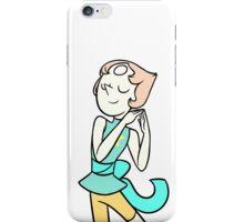 Pearl Ribbon iPhone Case/Skin