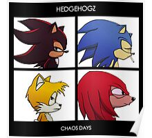 Chaos Days Poster