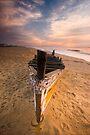 Big small boat by Vikram Franklin