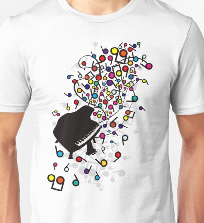 Flabby_Expression Unisex T-Shirt