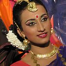 Indian dancer - Navrathiri Festival, Singapore by Nupur Nag