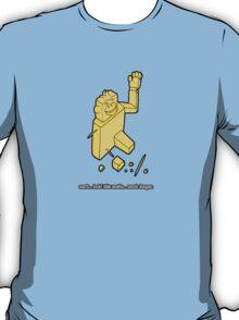 Cheese Monkey  T-Shirt