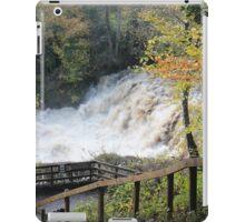 Yorkshire Dales Waterfall iPad Case/Skin