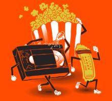Movie Marathon Kids Tee