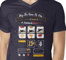 Slot Machine Of Life Mens V-Neck T-Shirt