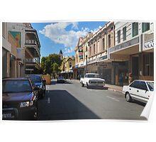 Fremantle High St #7. Poster