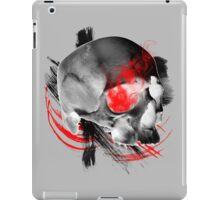 Inverted Skull Trash Polka iPad Case/Skin