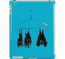 fruitbats in the closet iPad Case/Skin