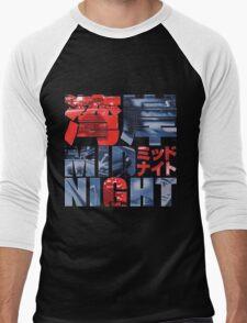 Wangan midnight ost Men's Baseball ¾ T-Shirt