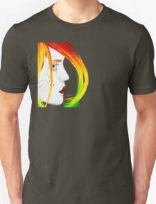 Unbalanced Unisex T-Shirt