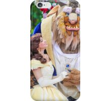 Beauty & The Beast iPhone Case/Skin