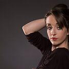 A Modelling Portrait of Chloe Jane by Tony Lin