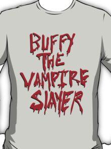 Buffy the Savior T-Shirt