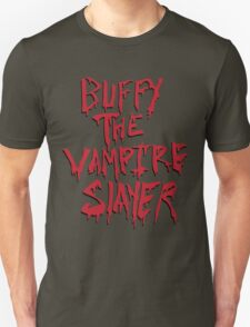 Buffy the Savior T-Shirt