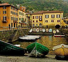 Torno - Lake Como by John Passmore