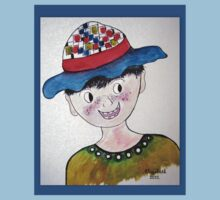 The boy with the hat Baby Tee