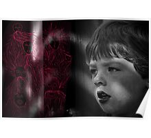Narrative of Childhood Dreams Poster