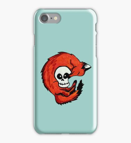 Fox & Scully iPhone Case/Skin