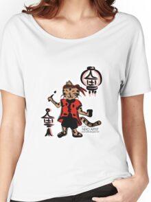 Neko Artist Women's Relaxed Fit T-Shirt
