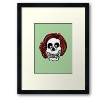 Scully Framed Print