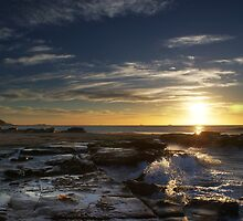 Soldiers Beach, Australia by Karl Lindsay