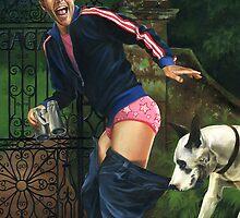 Peeping Perez, Starring Perez Hilton by Paul Richmond
